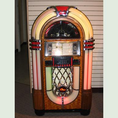 FAC: CD Jukeboxes